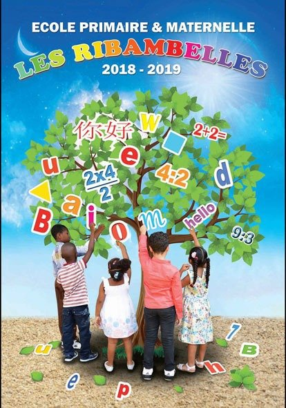 Yearbook Année Scolaire 2018/2019